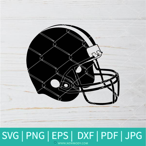 Football Helmet SVG - Football svg - Football Mom SVG