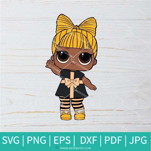Prezzie SVG - Lol Surprise Dolls SVG - Lol Doll SVG