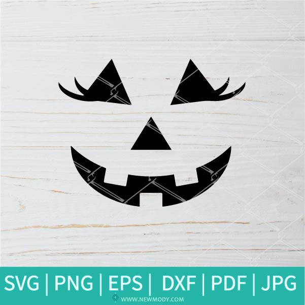Carved Pumpkin SVG - Happy Fall SVG - Fall svg - Autumn SVG
