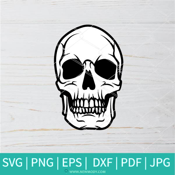 Skeleton SVG -Day of The Dead SVG - Sugar Skull Svg - Skull men SVG - Halloween SVG