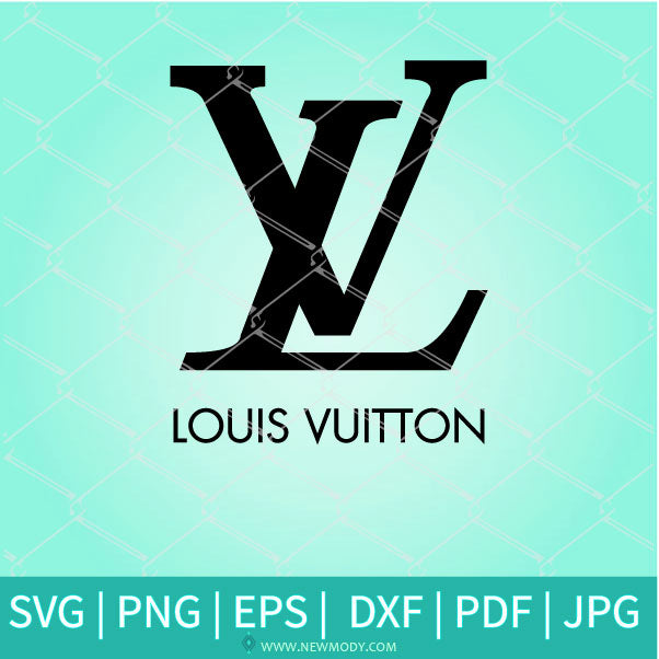 Louis Vuitton Logo SVG Bundle - Louis Vuitton Logo PNG