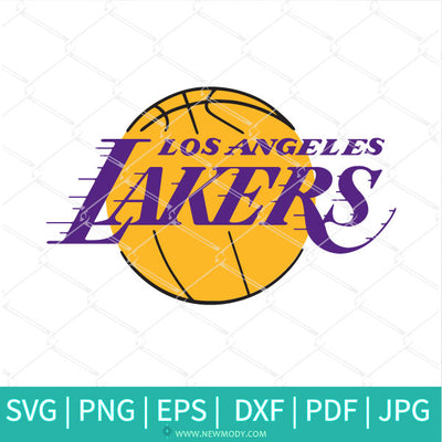 Lakers Svg - Lakers logo SVG