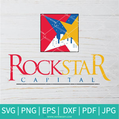 Rockstar Capital Logo SVG - Rockstar Capital Logo PNG