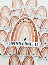Load image into Gallery viewer, Perfectly Imperfect Boho Rainbow Sticker