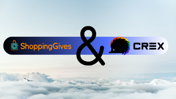 Partnering with ShoppingGives