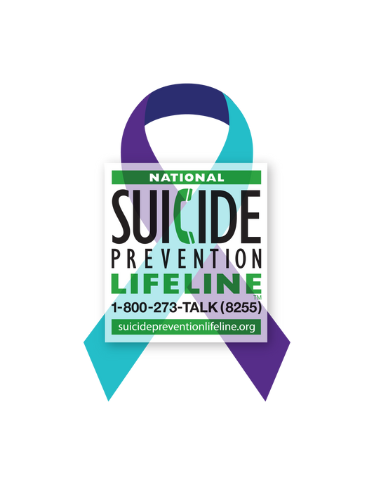 We All Need Help Sometimes, Help Prevent Suicide