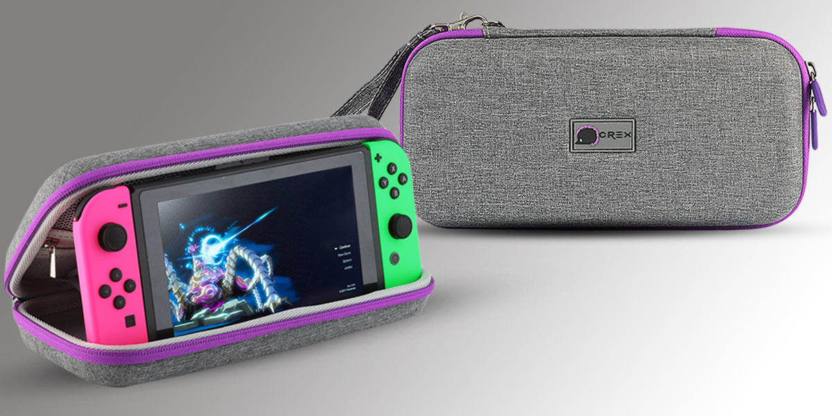 Nintendo Switch Carrying Case CREX Gaming