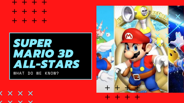 Super Mario 3D Allstars Nintendo Switch