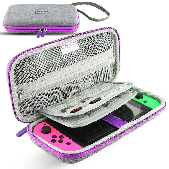 Travel case for the Nintendo Switch