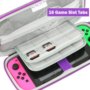 Nintendo Switch case and game storage