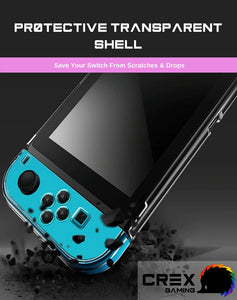 Ghost Shell Case For the Nintendo Switch