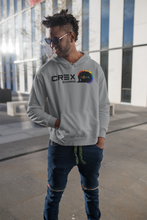 Load image into Gallery viewer, His CRex is Love Hoodie