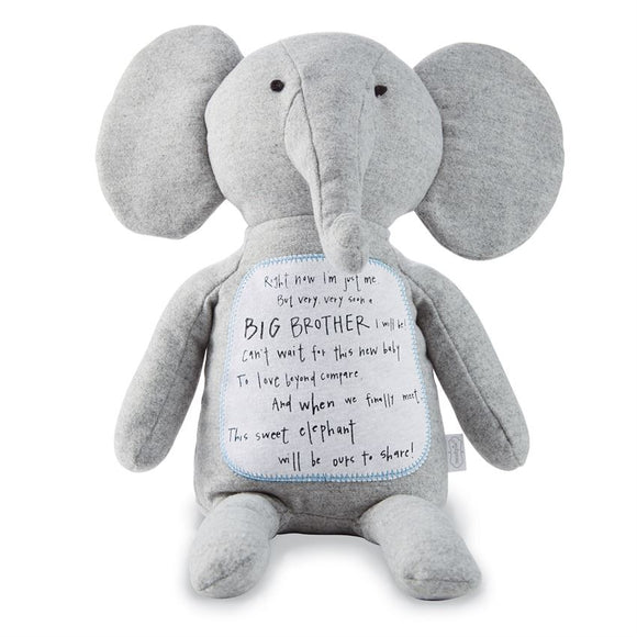 New Sibling Elephant Plush