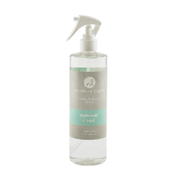 Watercress & Mint Linen & Room Spray