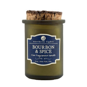 Bourbon & Spice Spirit Jar Candle
