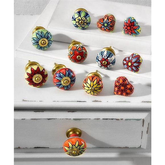 Bohemian Assorted Drawer Pulls