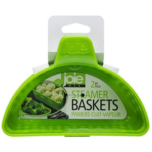 Steamer Baskets 2 PC Set