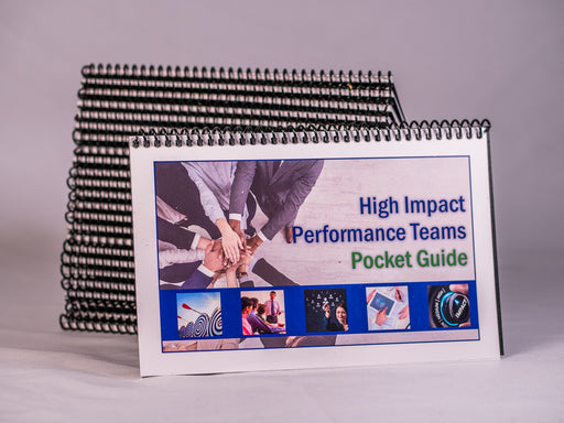 (Retail) Facilitating High Impact Project Meetings Pocket Guide