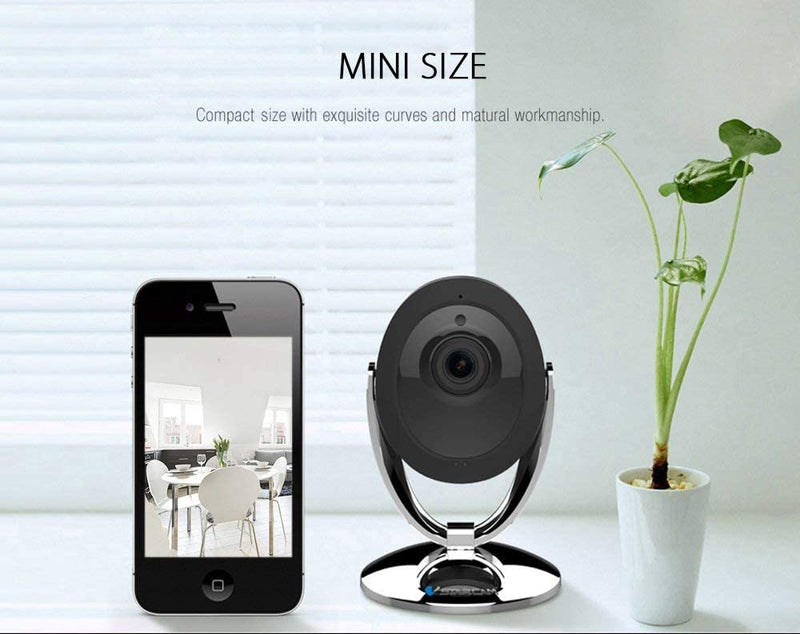 VStarcam C93 WIP 720P WiFi Surveillance Indoor IP Camera Night Vision Motion Detection