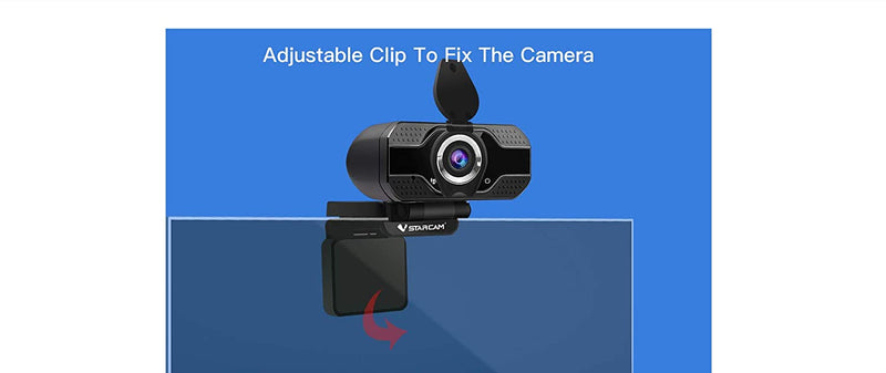 VSTARCAM CU3 1080P Full HD USB Camera 2.0mega Pixel High Definition Webcams