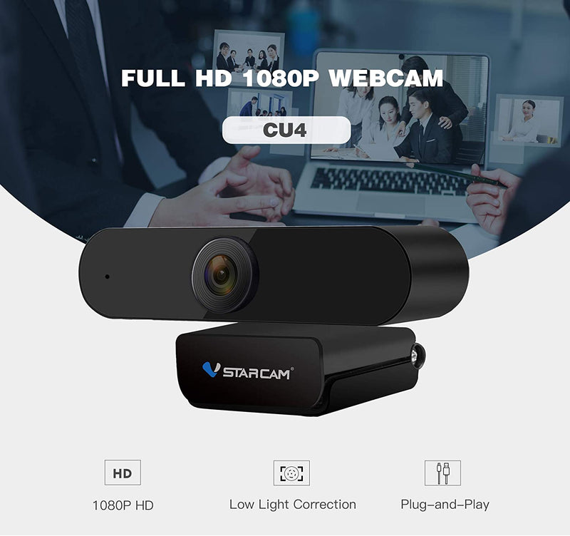 Webcam Camera - Vstarcam CU4