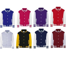 Load image into Gallery viewer, Varsity Jacket (more colours available)
