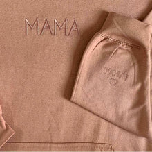 Load image into Gallery viewer, Mama Tattoo Hoodie