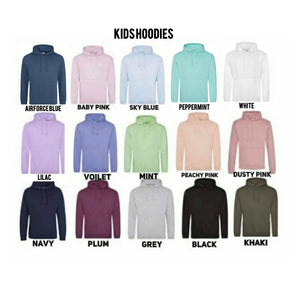Zara Hoodie (more colours available)