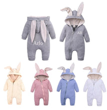 Load image into Gallery viewer, Bunny Rabbit Onesie