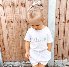 Load image into Gallery viewer, Cotton Personalised Playsuit