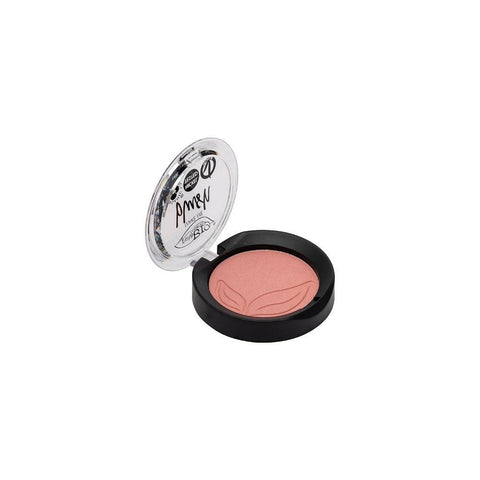 BLUSH puroBio fard make up puroBIO cosmetics n. 1 – Rosa satinato Pack