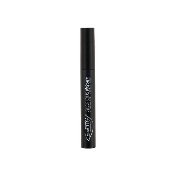 GLORIOUS Mascara Volumizzante mascara puroBIO cosmetics