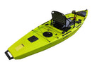 Breakwater 12 Kayak - Neon Green - Pedal Drive Package