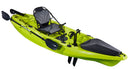 Inlet 10 Kayak - Neon Green - Pedal Drive Package