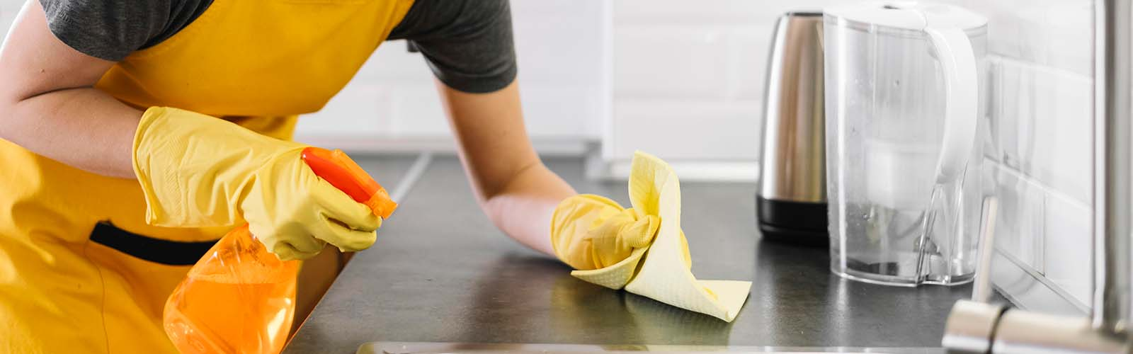 Keep your home clean and pest free