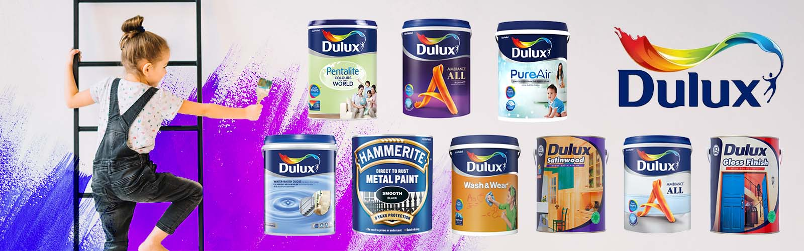 Dulux Paint Shop - Singapore's Most Popular Paint Store