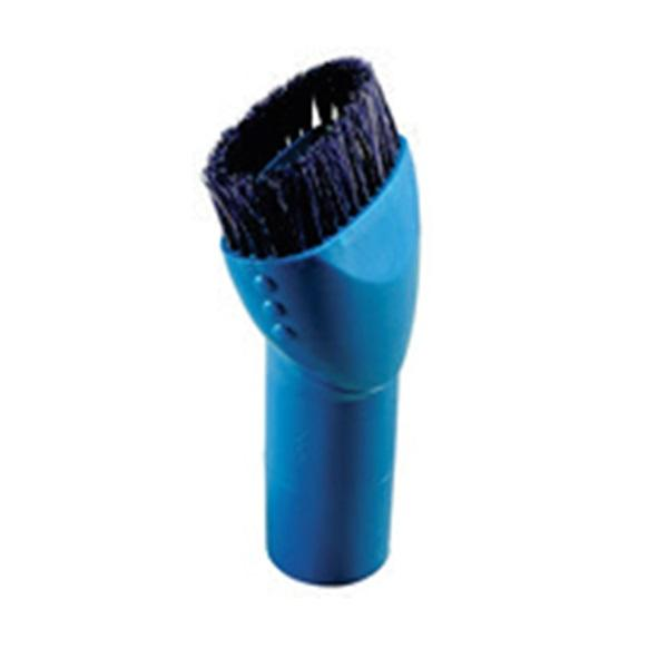 Photo of Makita 198549-3 Round Brush - Blue (DCL180Z ,DCL180ZB ,DCL182ZB & DCL182ZW)