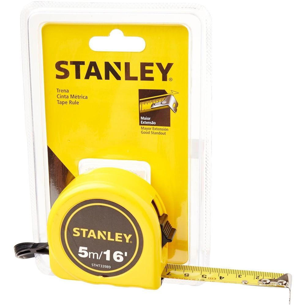 Stanley Basic Tape Rules 5m/16'