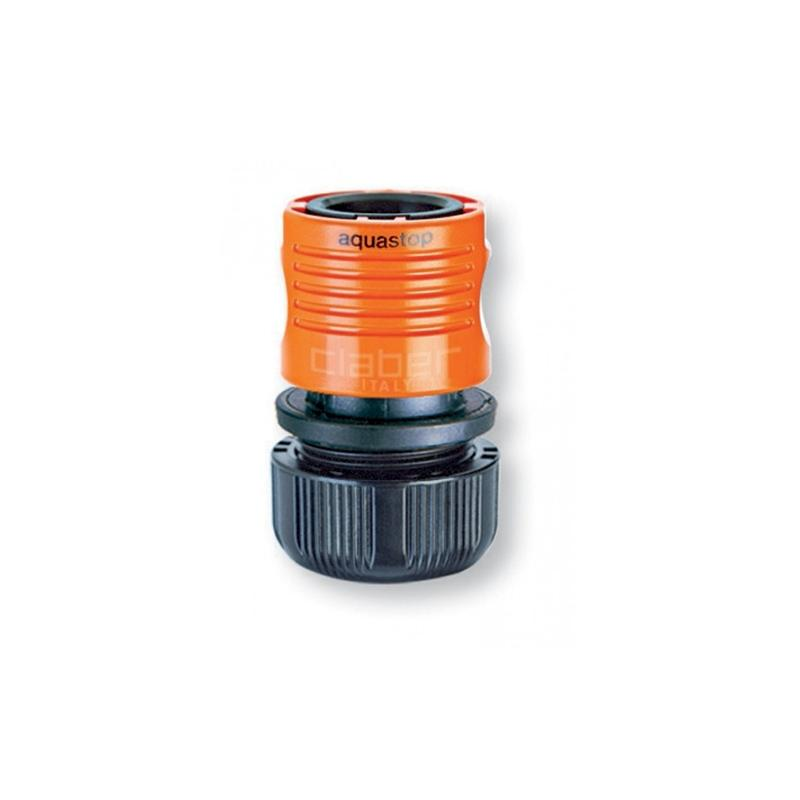 Featured Product Photo for Claber 8567 Automatic Coupling W/Aquastop 5/8""