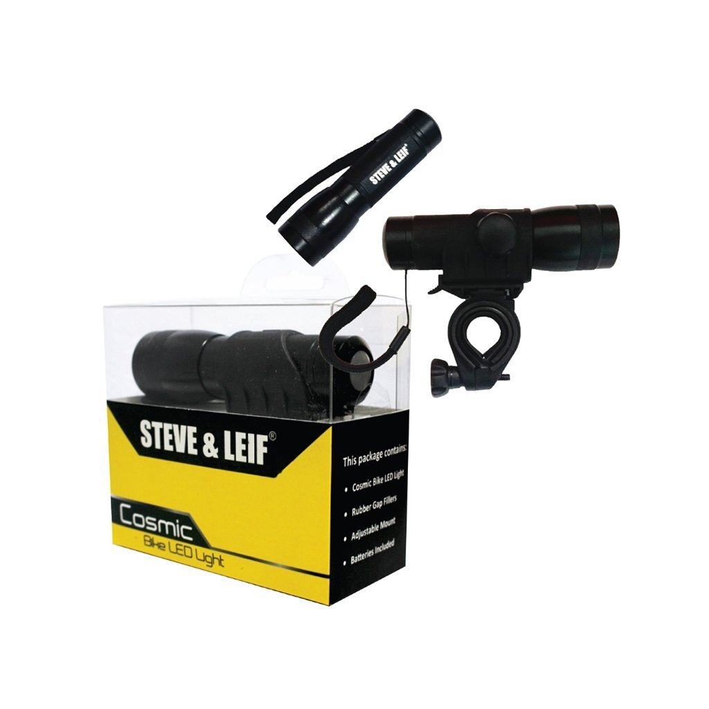 S&L Cosmic 1Watt White Led Torch