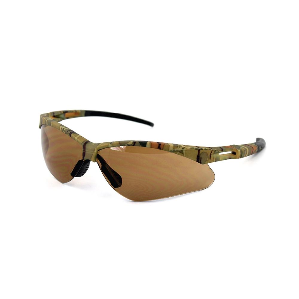 S&L Camouflage Frame And Brown Lens