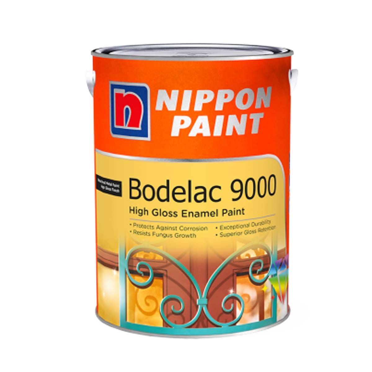 Nippon Bodelac 9000 (All Popular Colours)