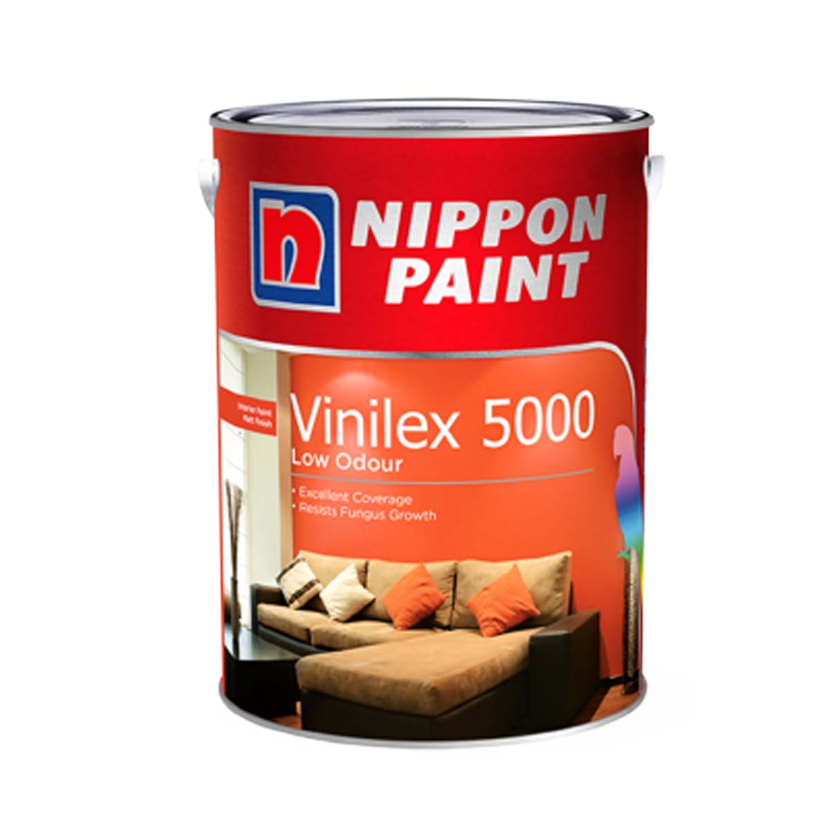 Nippon Vinilex 5000 (All Popular Colours)