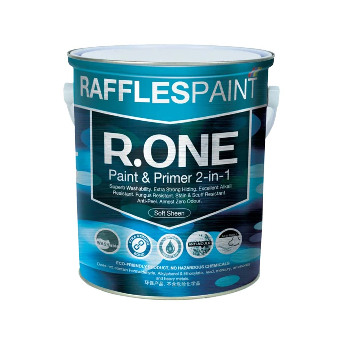 Raffles Paint R.ONE (All Popular Colours)