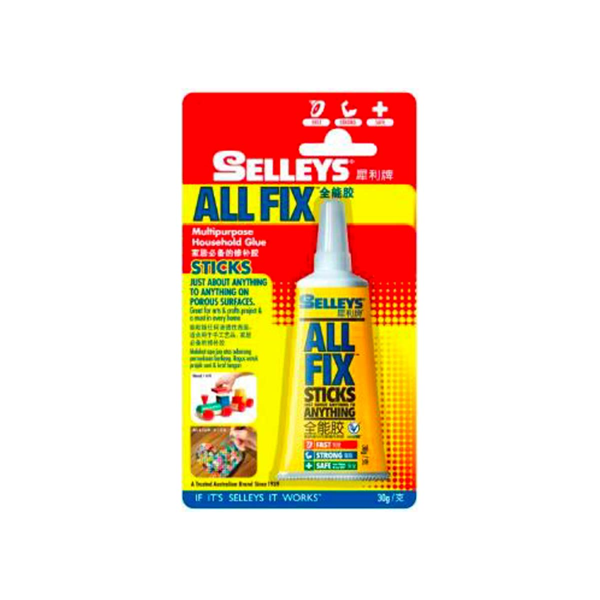 Selleys All Fix 30g