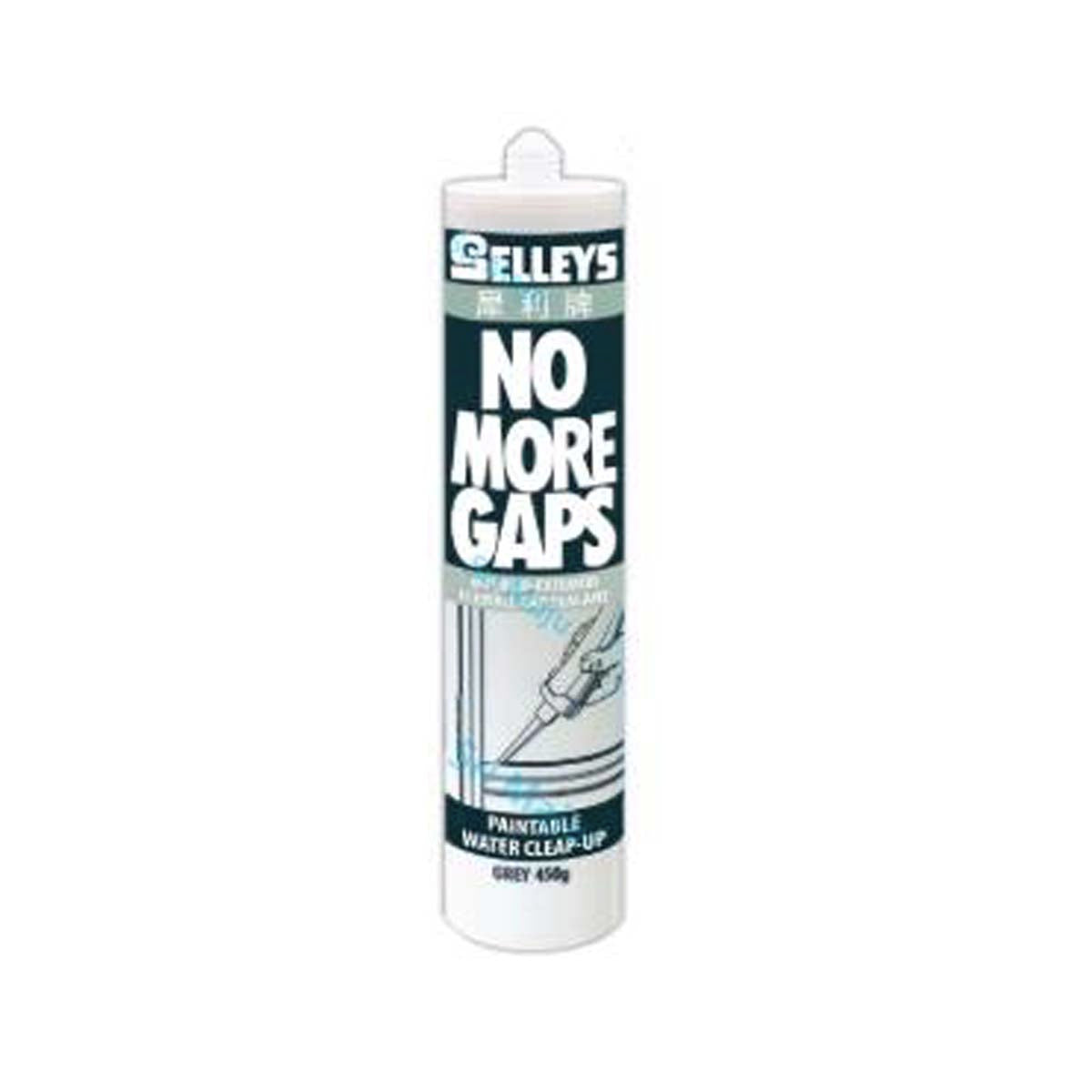 Selleys No More Gaps Grey 450g