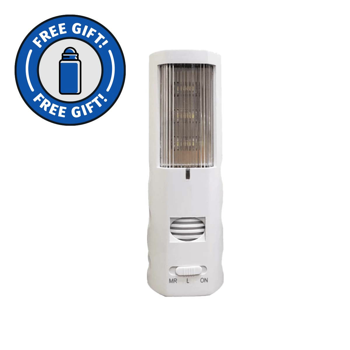 Soundteoh 2 In 1 Mosquito Repeller With LED Night Light 1611