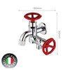 Tuscani Tapware TID3C - INDUSTRIAL Series Two Way Tap - Cold Taps