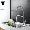 Tuscani Tapware TK17PO - KITANIA Series Pull Out Kitchen Tap -  Cold Tap