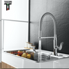 Tuscani Tapware TK18PO - KITANIA Series Pull Out Kitchen Tap -  Cold Tap